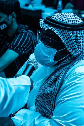 jeddah 2020 press conference