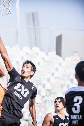 2 Dennis Santos (PHI) - 1 Faisal Abuissa (QAT)
