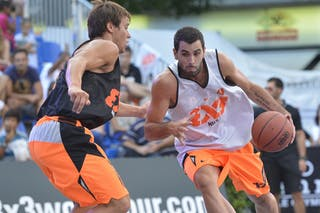 #4 Nice (France) 2013 FIBA 3x3 World Tour Masters in Lausanne