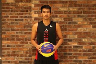 John Aldrech Ramos 3x3 FIBA World Tour 2014 Manila #ManilaWest #Philippines