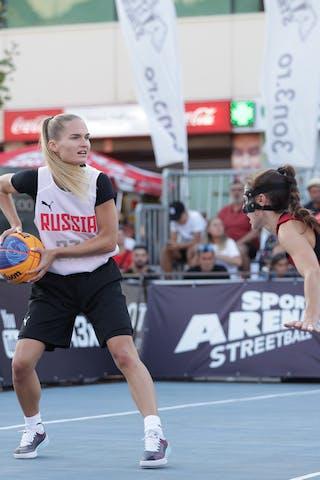 23 Ekaterina Timchenko (RUS)