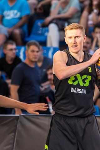 4 Stefan Stojačić (SRB) - 3 Michał Wojtyński (POL)