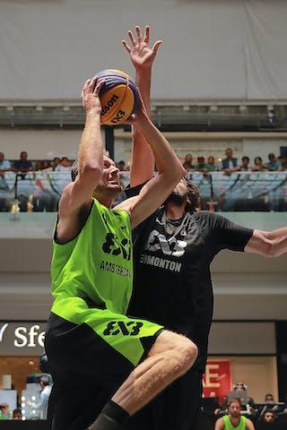 6 Kyle Landry (CAN) - 4 Sjoerd Van Vilsteren (NED)