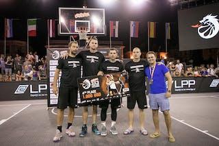4th place Ljubljana 3x3 Ljubljana Challenger