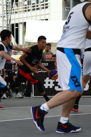 5 Tsenguunbayar Gotov (MGL) - Qualifying Draw A3 Ulaanbaatar vs Gangnam