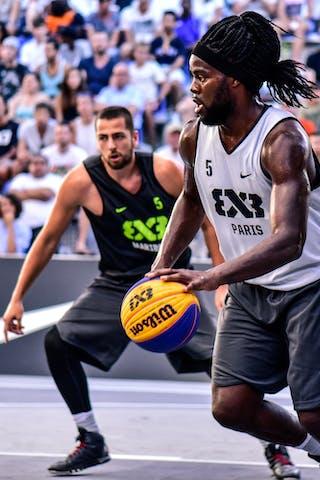 5 Dominique Gentil (FRA) - Maribor v Paris, 2016 WT Lausanne, Pool, 26 August 2016