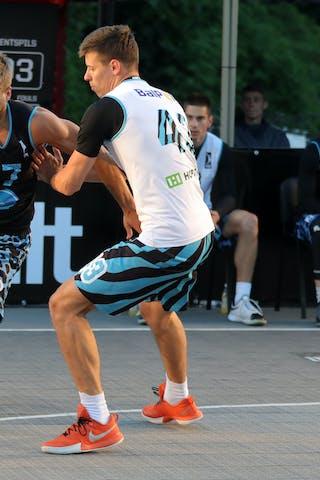 43 Kirill Pisklov (RUS) - 17 Rihards Zēbergs (LAT)