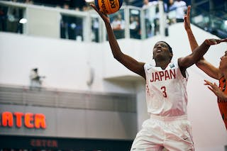 3 Stephanie Mawuli (JPN) - Game5_Pool B_Japan vs Netherlands
