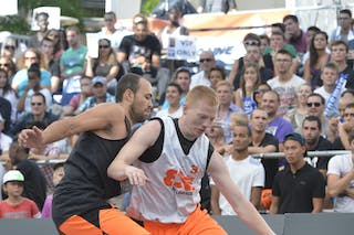 #3 Belgrade (Serbia) 2013 FIBA 3x3 World Tour Masters in Lausanne