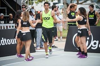 #4 Motta Douglas, Team Rio, FIBA 3x3 World Tour Rio de Janeiro 2014, Day 2, 28. September.