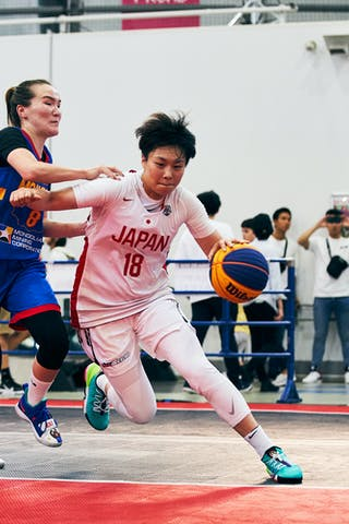 18 Sayako Ozaki (JPN) - Game2_Pool A_Japan U23 vs Mongolia