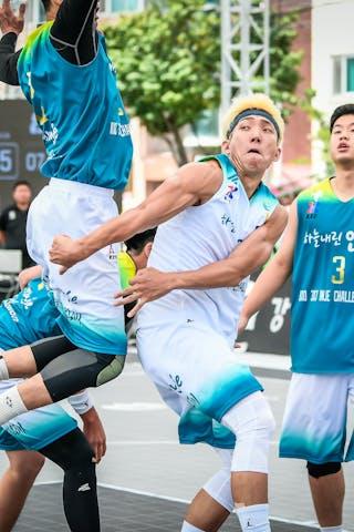 1 Sang Hoon Kim (KOR)