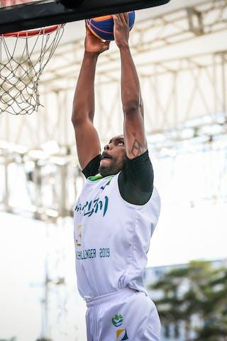 3 Zahir Carrington (USA)
