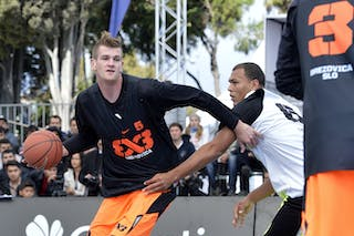#5 Brezovica (Slovenia) 2013 FIBA 3x3 World Tour final in Istanbul