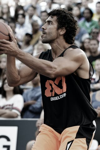 #3 Dusseldorf (Germany) 2013 FIBA 3x3 World Tour Masters in Lausanne