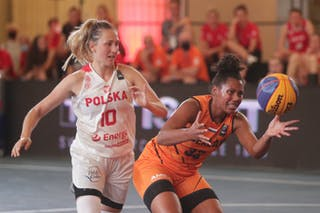 33 Janis Boonstra (NED) - 10 Magdalena Maria Parysek-bochniak (POL)