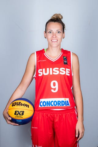 9 Marielle Giroud (SUI)