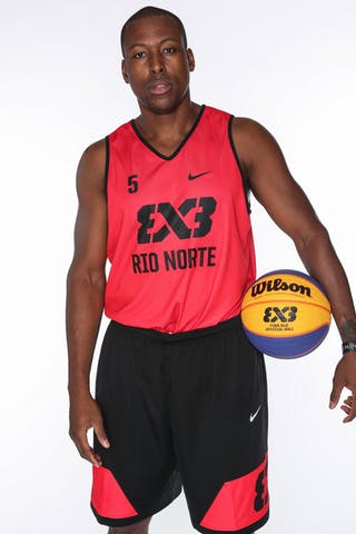 5 Carlos Silva Jr (BRA)