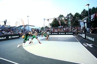 Semi-Finals, Novi Sad - Kranj.