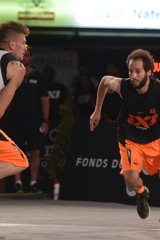 #4 Aachen (Germany) 2013 FIBA 3x3 World Tour Masters in Lausanne