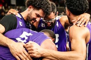 5 Angel Matias (PUR) - 4 Gilberto Clavell (PUR) - 3 Jorge Matos (PUR) - 2 Josue Erazo (PUR)