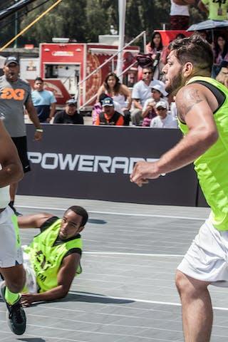 NY Harlem vs Saskastoon Semi Final 10 de septiembre de 2015