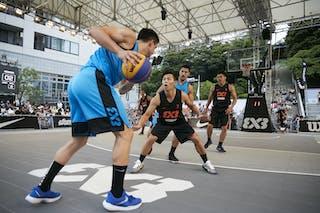 4 Stefan Stojačić (SRB) - 3 Han Chun Kai (TPE)