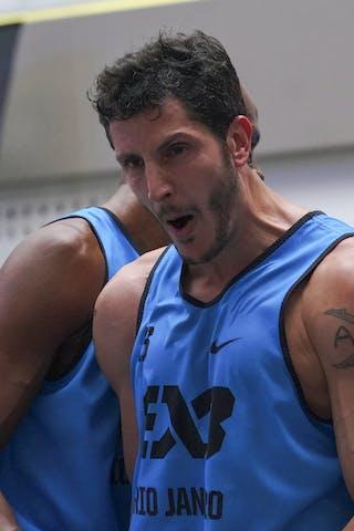6 André Stefanelli Martins (BRA)