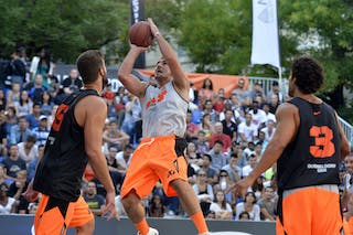 #3 Zagreb (Croatia) 2013 FIBA 3x3 World Tour Masters in Lausanne