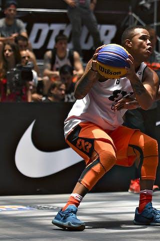 6 Wil Martinez (PUR) - Caguas v Minnesota, 2016 WT Mexico City, Last 8, 17 July 2016