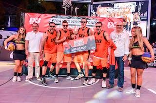 Vilnius champion 2015 WT Lausanne Masters, 2015 WT Lausanne, 29 August 2015