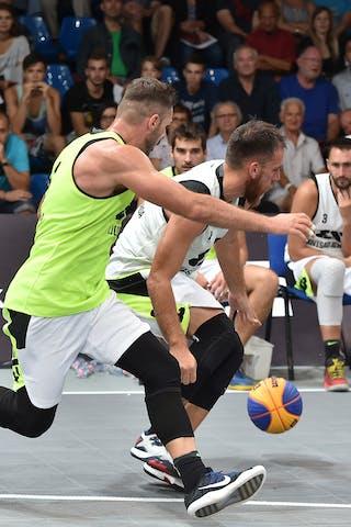 4 Marko Zdero (UAE) - Novi Sad Al Wahda vs Ljubljana