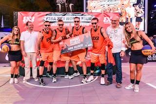 Vilnius champion 2015 WT Lausanne Masters 2015 WT Lausanne, 29 August 2015