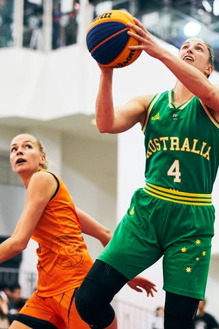 4 Bec Cole (AUS) - Game5_Final_Netherlands vs Australia
