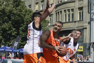 #5 Istanbul (Turkey) 2013 FIBA 3x3 World Tour Masters in Prague