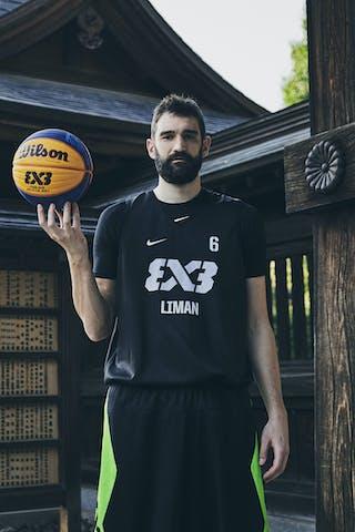 6 Stefan Kojic (SRB)
