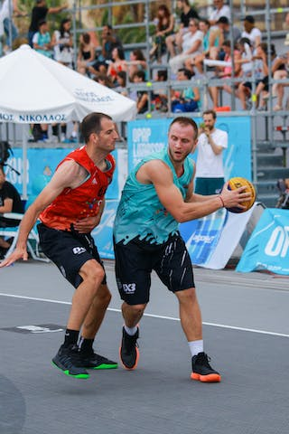 the 1st OPAP Limassol 3x3 Challenger 2018, took place on the 16 & 17 of June @ Molos Park, Limassol.