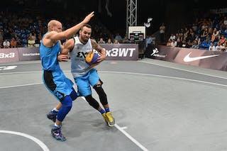 3 Ismar Do Vale Neto (BRA) - São Paulo DC v Debrecen, 2016 WT Debrecen, Pool, 7 September 2016