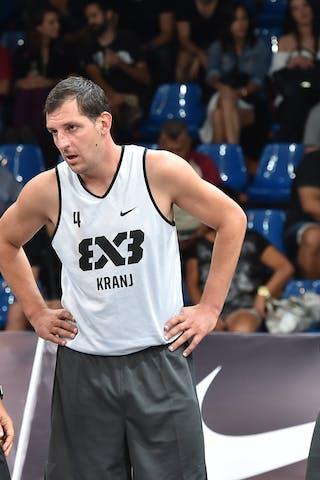 3 Boris Jersin (SLO) - 4 Jaka Hladnik (SLO) - Kranj v Belgrade, 2016 WT Debrecen, Pool, 7 September 2016