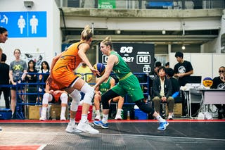 4 Bec Cole (AUS) - Game5_Final_Netherlands vs Australia