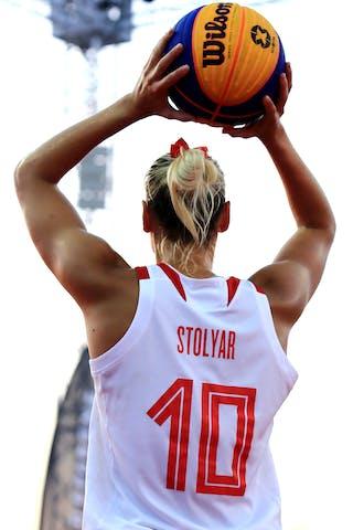 10 Alexandra Stolyar (RUS)