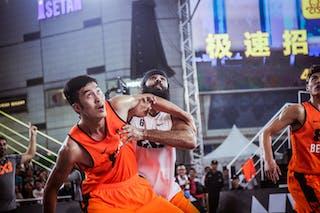 6 Tao Liu (CHN) - 4 Inderbir Singh Gill (JPN)