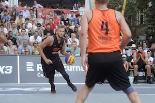 Trbovlje v Kolobrzeg, 2015 WT Prague, Last 8, 9 August 2015