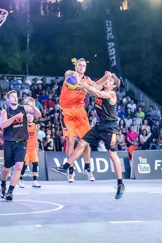 Vilnius vs Trbovlje, 2015 WT Lausanne, 29 August 2015