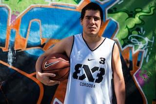 #3 Cordoba (Argentina) 2013 FIBA 3x3 World Tour Rio de Janeiro