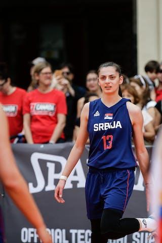 13 Tamara Rajic (SRB)