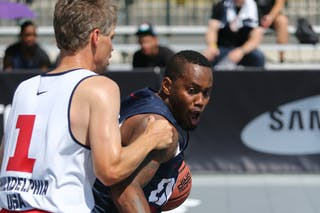 FIBA 3x3 World Tour, New York, August 18