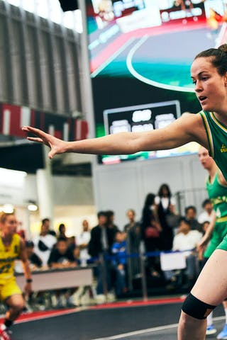 7 Keely Froling (AUS)