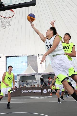 6 Yuan Bo Zhu (CHN) - 5 Yanru Tao (CHN)