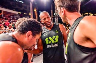 6 Oliver Vogt (SUI) - 5 Yino Martinez (SUI) - 4 Derrick Lang (SUI) - 3 Marco Lehmann (SUI) - Zemun v Lausanne, 2016 WT Lausanne, Pool, 26 August 2016